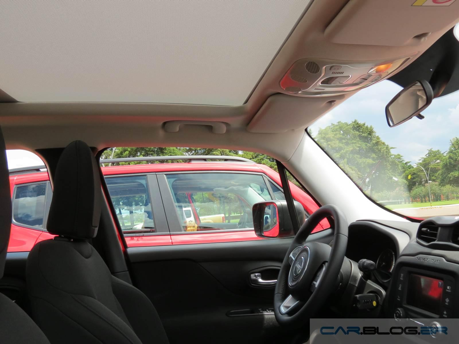 Jeep Renegade Sport 2.0 Diesel 4x4 - Teto Solar