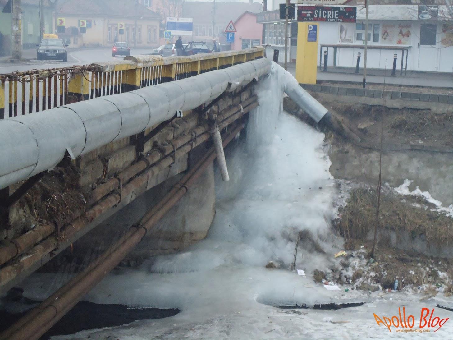 Podul peste Valea Toplitei