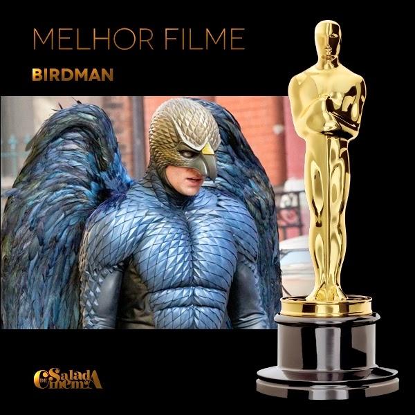 """PREMIO OSCAR 2015 AL FILM """"BIRDMAN"""""""