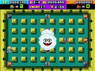 Dyna Blaster arcade videojuego descargar gratis
