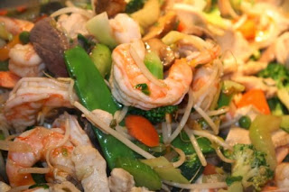 Recipes for stir fry