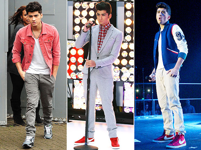 The 202 April Fashion Icon For Men Zayn Malik