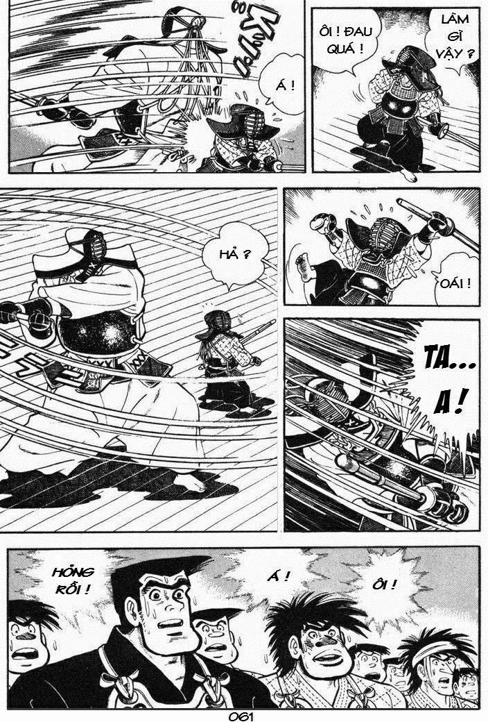 Siêu quậy Teppi chap 54 - Trang 20