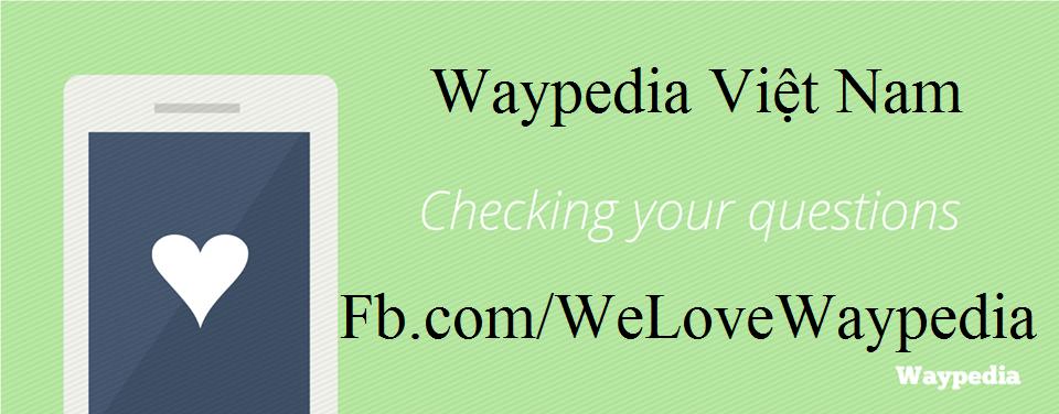 Waypedia Kiếm tiền trên điện thoại Android