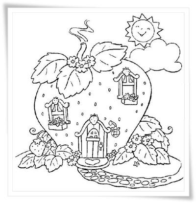 25 * Emily Erdbeer * Malvorlagen - SET 1 eBay - malvorlagen emily erdbeer