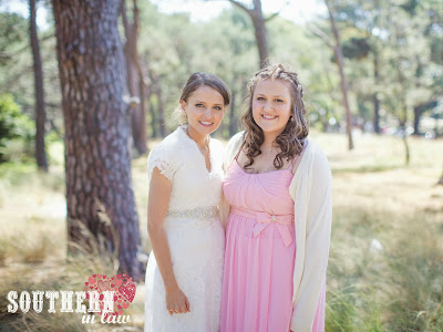 Bridal Party Photos - Centennial Park Sydney Wedding Photos