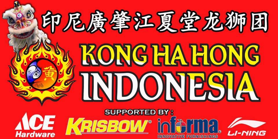 Kong Ha Hong Lion Dance Troupe Indonesia