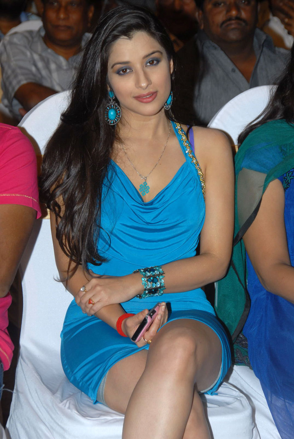 madhurima at mahankali audio launch, madhurima new