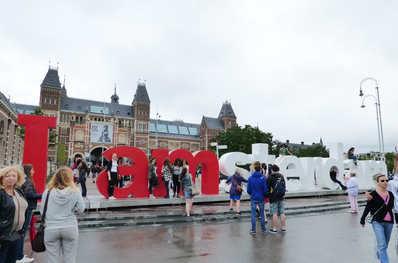 Four Days in Amsterdam: Part Two