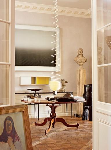 New Home Interior Design Jacques Grange