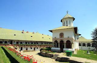 Govora Monastery, Oltenia, Romania