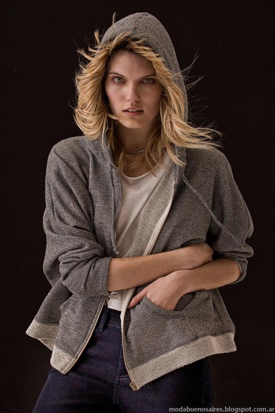 Canguritos invierno 2015 Tannery moda mujer.
