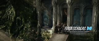El hobbit 2 la desolación de Smaug 720p Latino