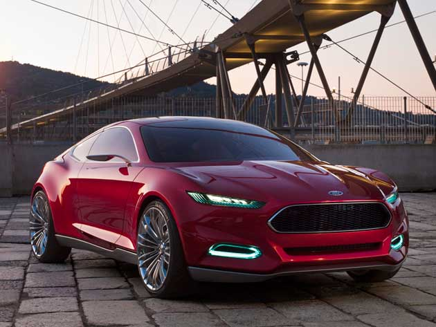The Overall Exterior Design Borrows Heavily From Ford Evos Concept Car A Striking Exercise That Debuted At 2017 Frankfurt International Auto