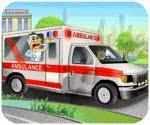 Lái xe cấp cứu, game dua xe