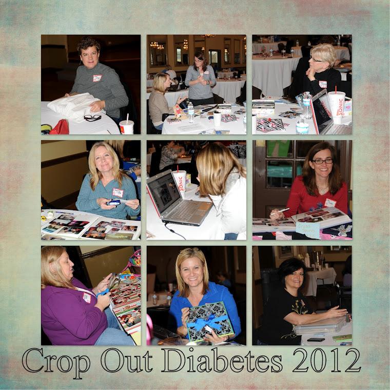Crop Out Diabetes 2012