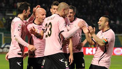 Palermo Lazio 5-1 highlights sky