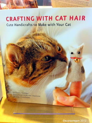 cat hair book