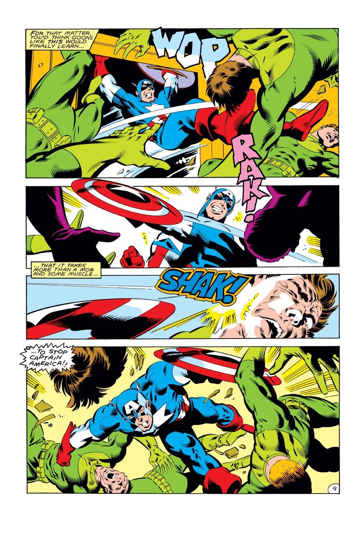 Captain America (1968) Issue #289 #205 - English 10