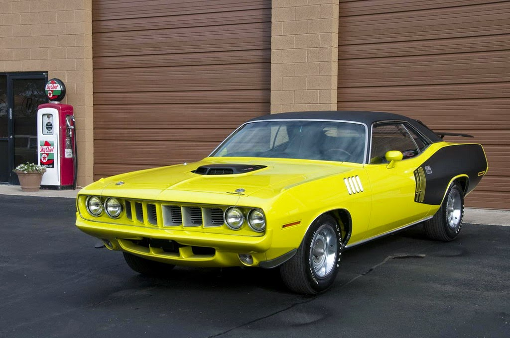 Plymouth Barracuda 1970-1974 Model Overview | Muscle GTA