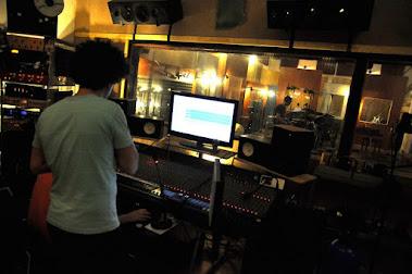 Vista desde el Control Room