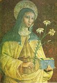 St. Klara dari Asissi