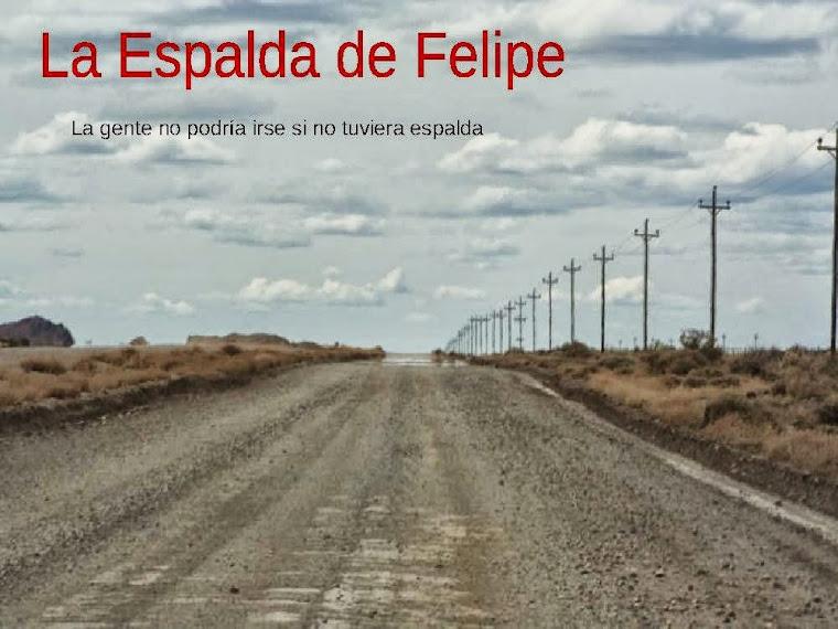 La Espalda de Felipe