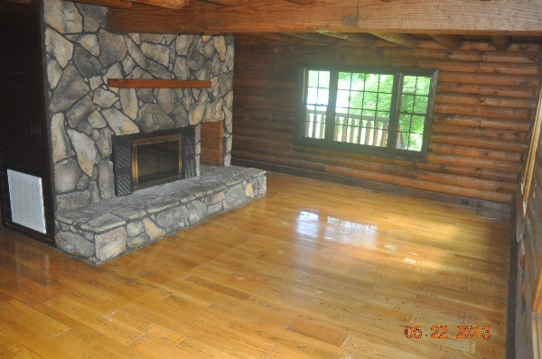 Tri Cities Tennessee Spectacular Log Home For Sale Gray Tn