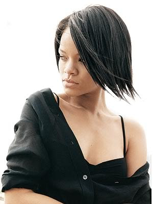 Rihannas hair