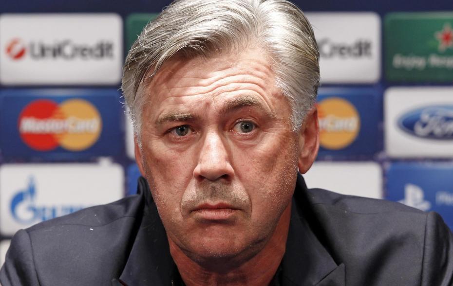 Ancelotti Tak Habis Pikir PSG Bisa Dipermalukan MU