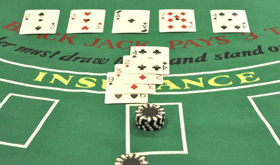 Que es seguro en el blackjack