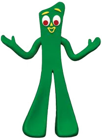 GUMBY WAS BORN IN COVINA
