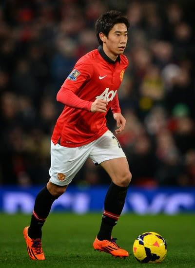 Shinji Kagawa Manchester United 20132014