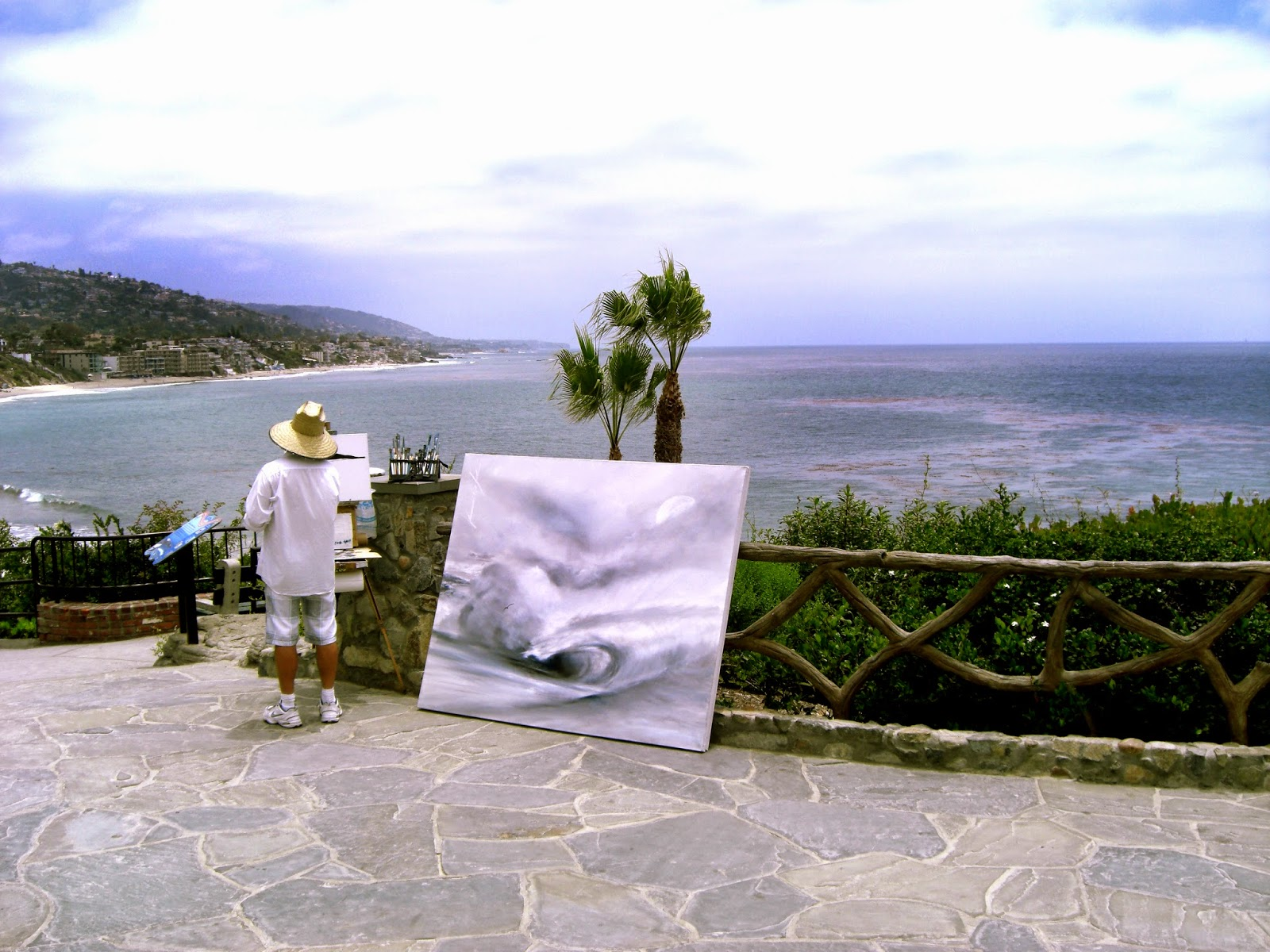 Laguna Beach Painter