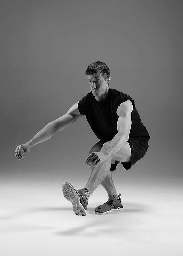 single leg squat test pdf