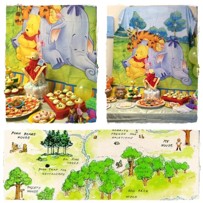 ewoks mum winnie the pooh baby shower