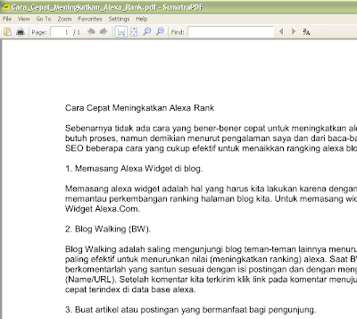 PDF Converter Online - Free Blog Tutorial