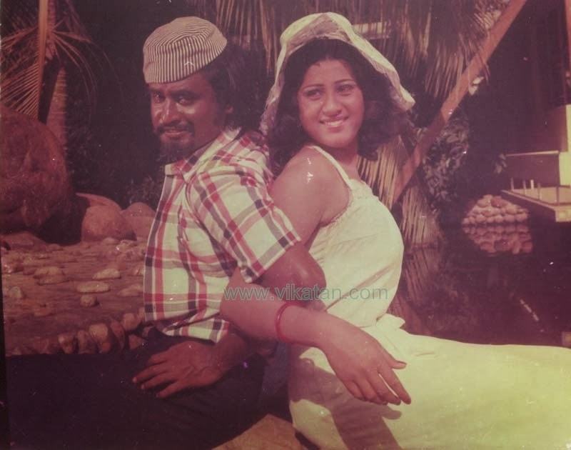 Rajinikanth in 'Ninaithale Inikkum' (1979) Tamil Movie