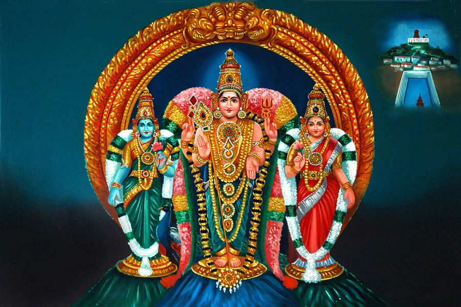Murugan Valli Pictures Hindu Devotional Blog
