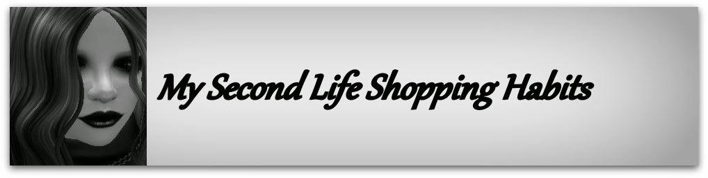 My SL Shoppping Habits