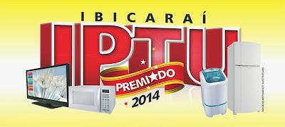 IPTU Premiado da Prefeitura de Ibicaraí já tem o nome dos ganhadores