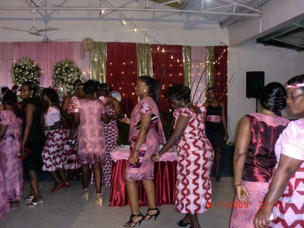 Kitchen Party ya Twime A Mwakiluma - Majestic Hall Usiku wa jana