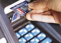 Bank of America online banking credit card