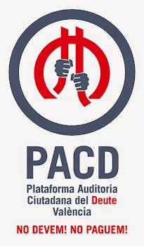 Visita la web oficial de la Plataforma Auditoria Ciutadana del Deute València: