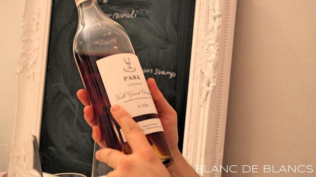Cognac Park Vielle Grand Champagne 1er Cru - www.blancdeblancs.fi