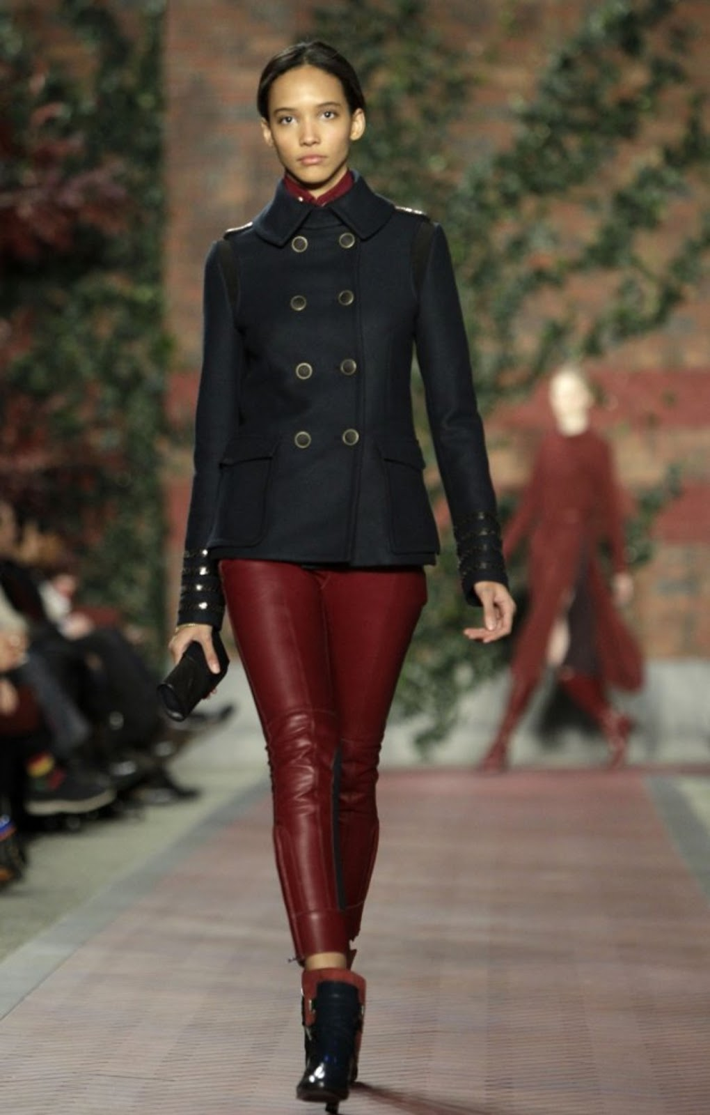 Tommy Hilfiger Fall 2012 collection- Fashion Week in New ...