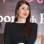 Kareena Kapoor Hot In Black Dress At 'THE STYLE DIARY OF A BOLLYWOOD DIVA' Book Launch