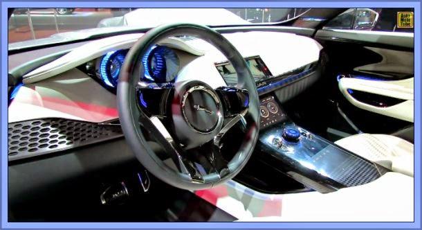 Jaguar CX-17-SUV interior