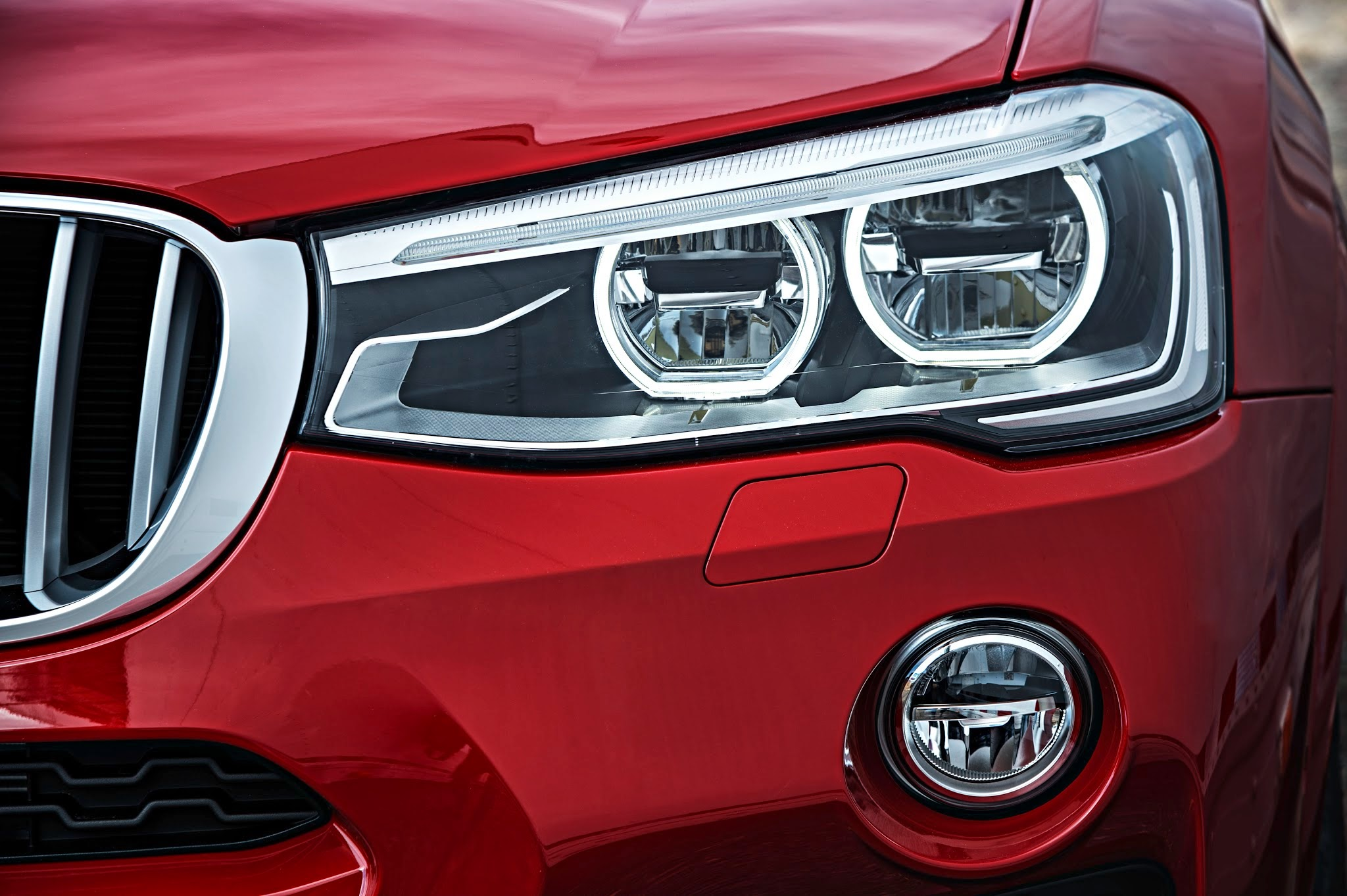 The New BMW X4