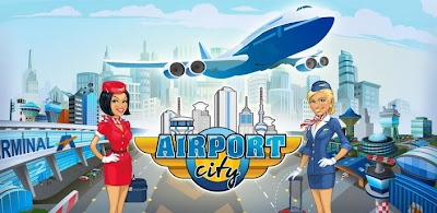 Airport City Apk v.1.99.04 Mod Unlimited Everything